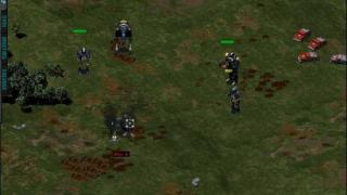 Скриншот MechCommander