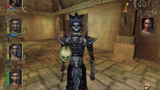 Скриншоты  игры Might and Magic 9: Writ of Fate