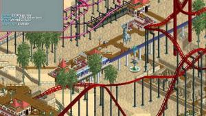 миниатюра скриншота RollerCoaster Tycoon