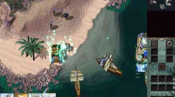 Скриншот Total Annihilation: Kingdoms