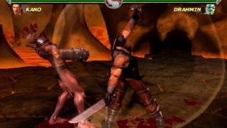 Скриншоты  игры Mortal Kombat: Deadly Alliance