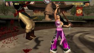миниатюра скриншота Mortal Kombat: Deadly Alliance