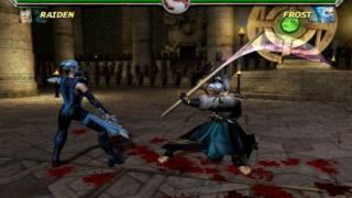 Скриншоты  игры Mortal Kombat: Deadly Alliance