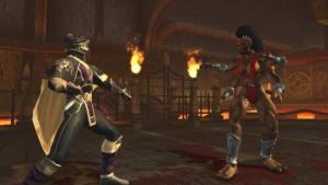 миниатюра скриншота Mortal Kombat: Armageddon