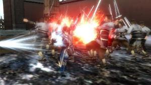 миниатюра скриншота Dynasty Warriors VS