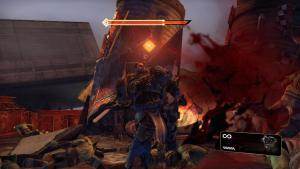 миниатюра скриншота Warhammer 40.000: Space Marine