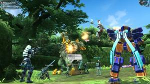 миниатюра скриншота Phantasy Star Online 2