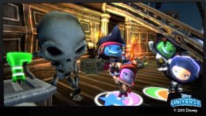 миниатюра скриншота Disney Universe