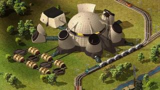 Скриншоты  игры Railroad Tycoon 2