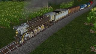 Скриншот Railroad Tycoon 3