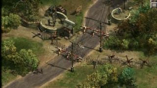 Скриншоты  игры Commandos: Behind Enemy Lines