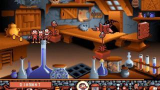 Скриншоты  игры Gobliiins