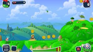 миниатюра скриншота Worms Crazy Golf