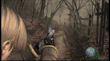 Скриншот Resident Evil 4
