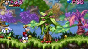 миниатюра скриншота Rayman