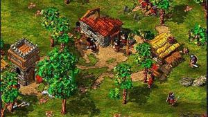 миниатюра скриншота Settlers 3, the