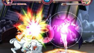 миниатюра скриншота Suggoi! Arcana Heart 2