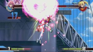миниатюра скриншота Arcana Heart 3