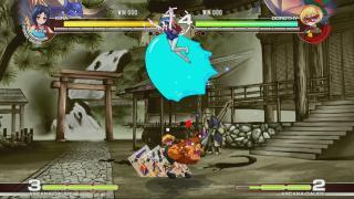 Скриншот Arcana Heart 3