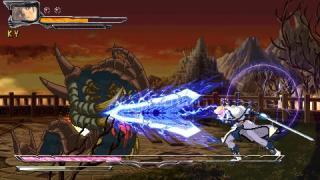 Скриншоты  игры Guilty Gear Judgment