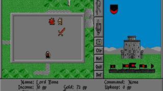 Скриншоты  игры Warlords (1989)