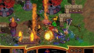 миниатюра скриншота Warlords Battlecry 2