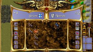 миниатюра скриншота Warlords 3: Reign of Heroes