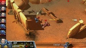миниатюра скриншота Warhammer 40.000: Squad Command