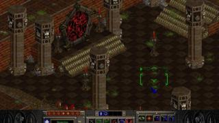 Скриншот Warhammer 40.000: Chaos Gate