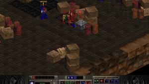 миниатюра скриншота Warhammer 40.000: Chaos Gate