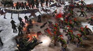 Скриншот Warhammer 40.000: Dawn of War