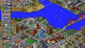 миниатюра скриншота SimCity 2000