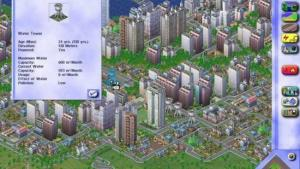 миниатюра скриншота SimCity 3000