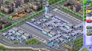 Скриншоты  игры SimCity 3000