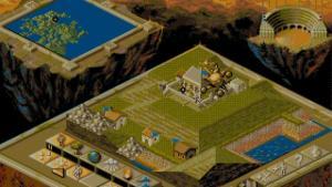миниатюра скриншота Populous 2