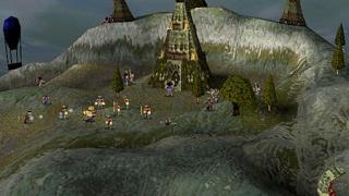 Скриншот Populous: The Beginning