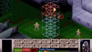 миниатюра скриншота X-COM: UFO Defense