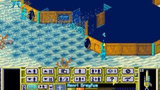 Скриншот X-COM: Terror from the Deep