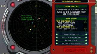 Скриншот X-COM: Interceptor