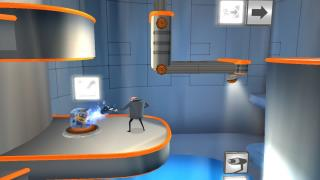 Скриншоты  игры Despicable Me: The Game