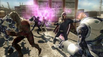 Скриншот Marvel: Ultimate Alliance 2