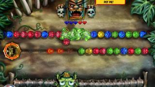 Скриншоты  игры Zuma's Revenge