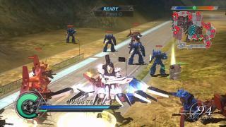 Скриншоты  игры Dynasty Warriors: Gundam 2
