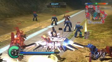 Скриншот Dynasty Warriors: Gundam 2