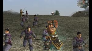 миниатюра скриншота Dynasty Warriors 4