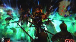 миниатюра скриншота Dynasty Warriors 5