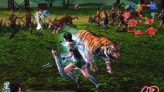Скриншот Dynasty Warriors 5
