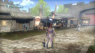 Скриншоты  игры Dynasty Warriors: Strikeforce