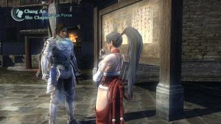 Скриншот Dynasty Warriors: Strikeforce