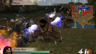Скриншот Dynasty Warriors 3